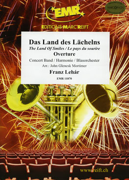 Land des Lächelns, Das (The Land of smiles / Le pays du sourire) - klik voor groter beeld