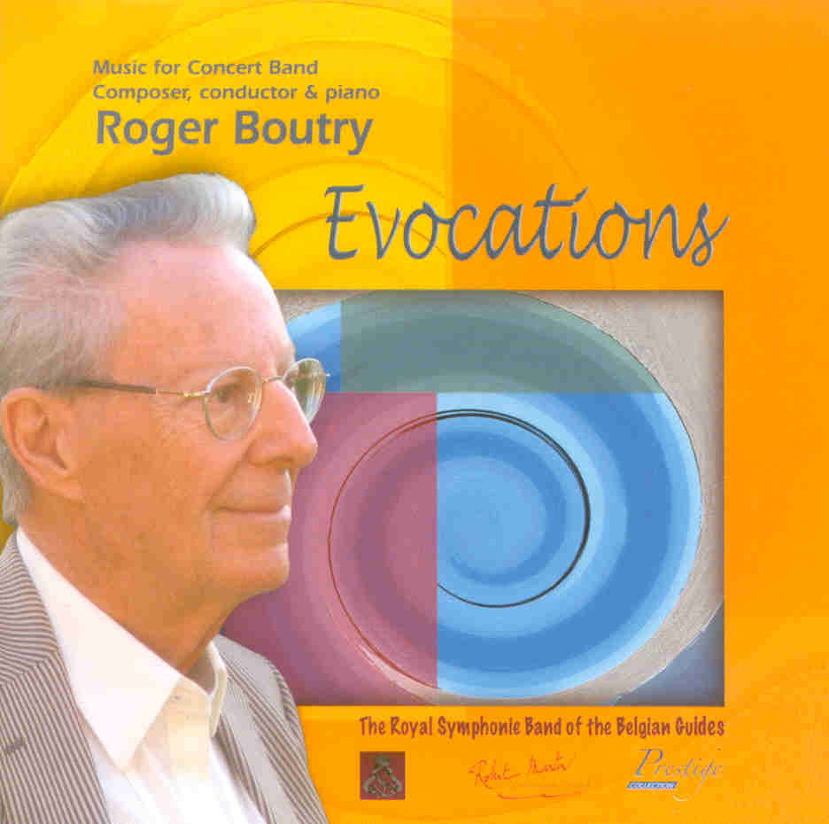 Evocations: Music from Roger Boutry - klik hier