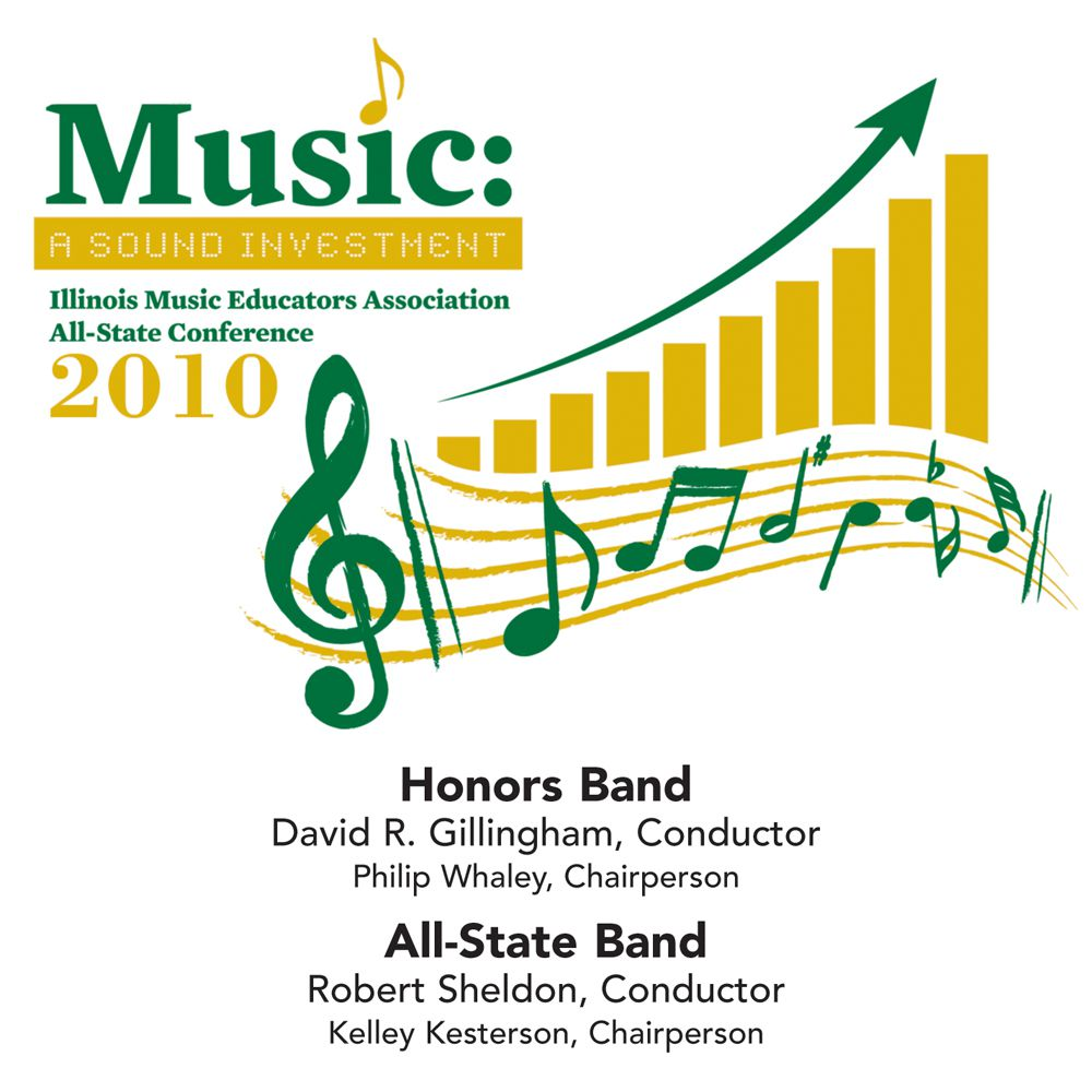 2010 Illinois Music Educators Association: Honors Band and All-State Band - klik hier