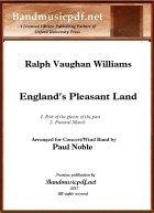 England's Pleasant Land, never before published work by Ralph Vaughan Williams - Klik hier