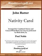 Nativity Carol, John Rutter, Paul Noble - Klik hier
