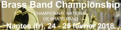 2017-10-14 Brass Band Championship 2018 in Nantes - Klik hier