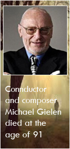 2019-03-12 Conductor Michael Gielen 91-year-old deceased - Klik hier