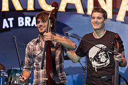 2Cellos - klik hier